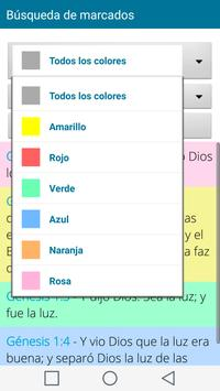 Santa Biblia screenshot 12