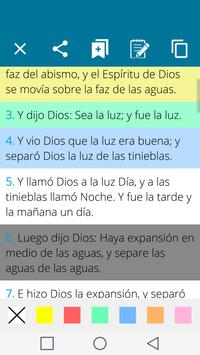 Santa Biblia screenshot 1