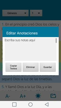 Santa Biblia screenshot 2