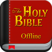 The Holy Bible Offline icon