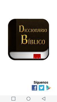 Diccionario Biblico en Español captura de pantalla 8