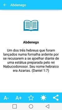 Dicionário Bíblico screenshot 5