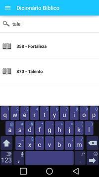 Dicionário Bíblico screenshot 6