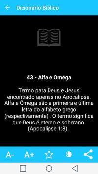 Dicionário Bíblico screenshot 13