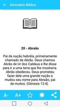Dicionário Bíblico screenshot 11