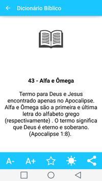 Dicionário Bíblico screenshot 12