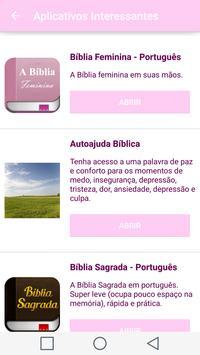 Mulheres na Bíblia apk screenshot