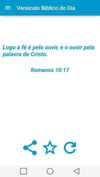 Versículo Bíblico do Dia screenshot 4