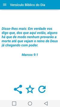 Versículo Bíblico do Dia screenshot 5
