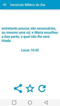 Versículo Bíblico do Dia screenshot 2