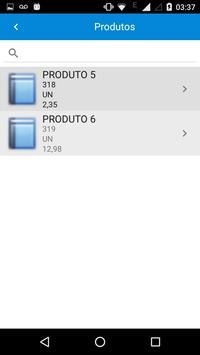 MxPedidos screenshot 2