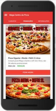Mega Centro da Pizza Gigante poster
