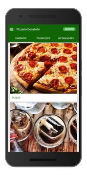 Pizzaria Donatello poster