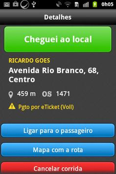 Alô Taxi - Taxista screenshot 3