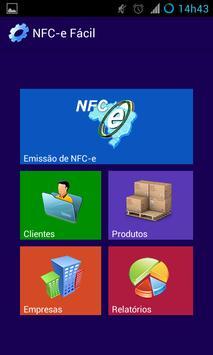 NFC-e Fácil poster