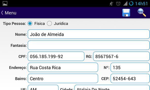 NFC-e Fácil screenshot 1