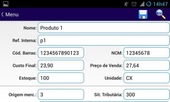 NFC-e Fácil screenshot 2