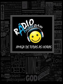 Radio Amizade 87.9 FM Umuarama poster