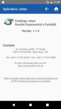 Catálogo JOTEC apk screenshot