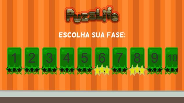 PuzzLife apk screenshot