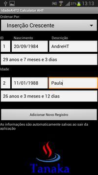 Age Calculator AHT screenshot 1