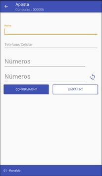 Informais Bolão screenshot 1