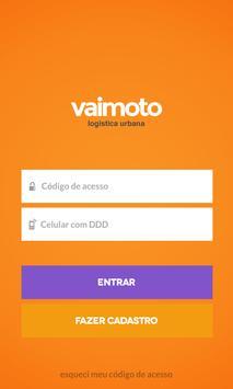 VaiMoto - versão Motoboy poster