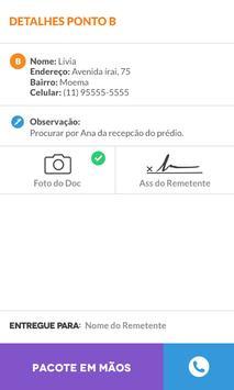 VaiMoto - versão Motoboy apk screenshot