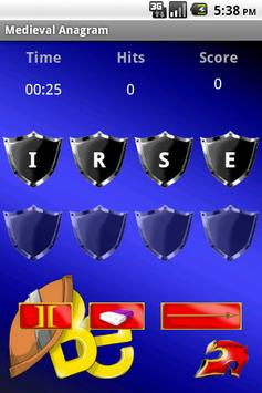 Anagram Medieval Demo screenshot 5