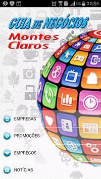 GUIA NEGÓCIOS MONTES CLAROS poster