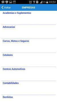 GUIA NEGÓCIOS MONTES CLAROS screenshot 1
