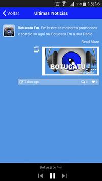 Botucatu FM apk screenshot