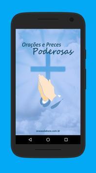 Orações e Preces Poderosas poster