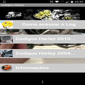Códigos Harley icon
