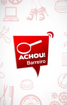 Achou Barreiro . poster