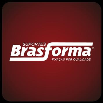 Brasforma Suportes 2017 poster