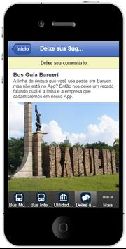 Bus Guia Barueri apk screenshot
