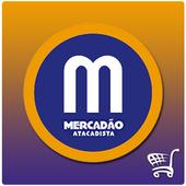 Mercadão Atacadista App icon