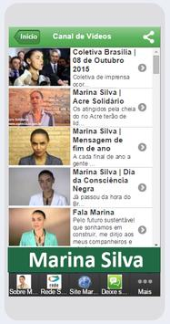 18 - Marina Silva apk screenshot
