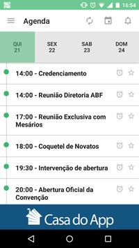 15ª Convenção ABF screenshot 3