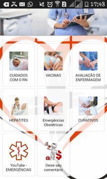 Rotinas de Enfermagem screenshot 1