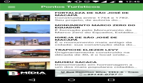 Guia Macapá Turismo screenshot 13