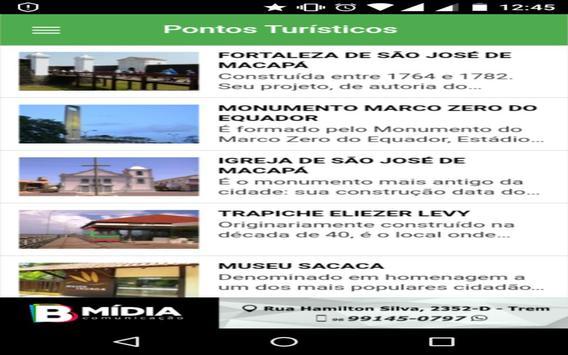 Guia Macapá Turismo screenshot 9