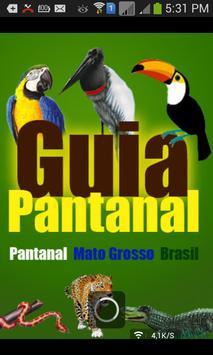 Guia Turístico Pantanal MT poster
