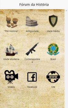 Fórum da Históri@ apk screenshot