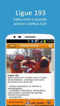 Defesa Civil Distrito Federal screenshot 4