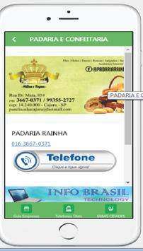 GuiadeCajuru screenshot 2