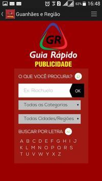 Lista Guanhaes MG apk screenshot