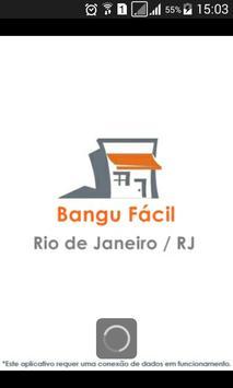 Bangu Fácil App poster