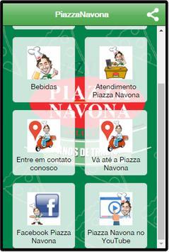 Pizzaria Navona poster